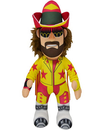 WWE Randy The Macho Man Savage 10 Плюшевая фигура Bleacher Creatures