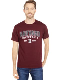 Трикотажная футболка Harvard Crimson Champion College