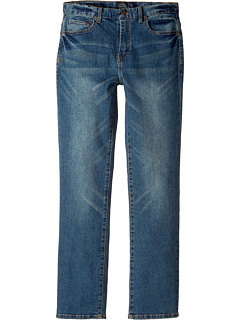 Классические прямые джинсы из эластичного денима с пятью карманами в цвете Yorba Linda (Big Kids) Lucky Brand Kids