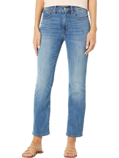 Zoe Straight Jeans in Atween Lucky Brand