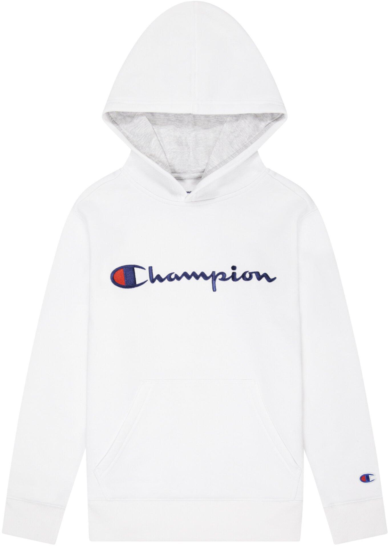 Худи из флиса Script (Big Kids) Champion Kids