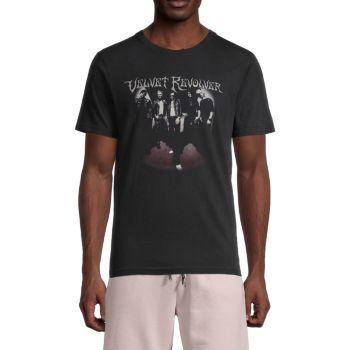Винтажная футболка Санта-Барбары Eleven Paris