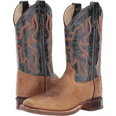 Широкий квадратный носок (Малыш / Малыш) Old West Kids Boots
