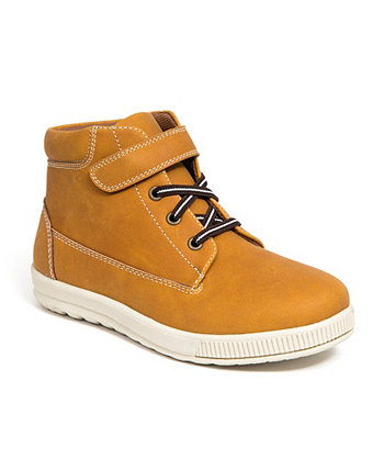 Ботинки из пены с эффектом памяти Big Boys Niles, повседневные удобные высокие кроссовки Deer Stags