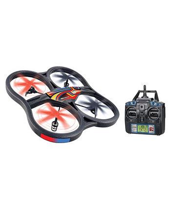 Panther Ufo Видеокамера 4.5Ch 2.4Ghz Rc Spy Drone World Tech Toys