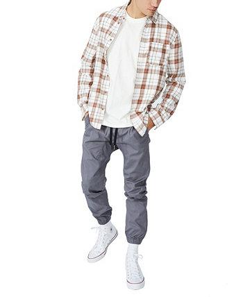 Мужские брюки с манжетами Drake COTTON ON