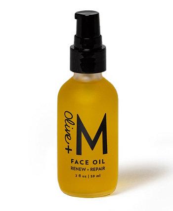 Масло для лица 2, Оз. Olive + M