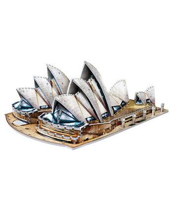 Сиднейский оперный театр 3D Puzzle - 925 штук Wrebbit