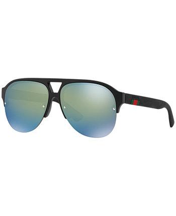 Солнцезащитные очки, GG0170S GUCCI