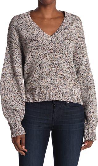 Multicolor V-Neck Sweater Jason Wu