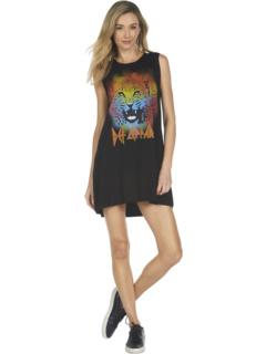 Платье без рукавов Deanna Def Leppard Lauren Moshi