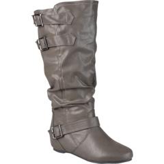 Ботинки Tiffany - очень широкие икры Journee Collection