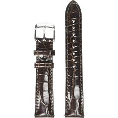 Ремешок из кожи аллигатора 18 мм Michele