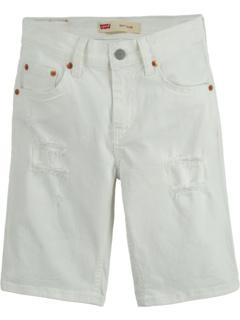 511 ™ Slim Fit джинсовые шорты (большие дети) Levi's®