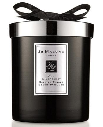 Домашняя свеча Oud & Bergamot, 7,1 унции Jo Malone London