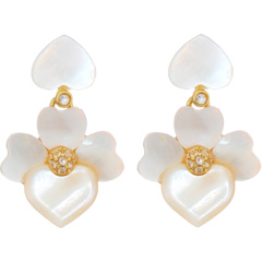 Precious Pansy Drop Earrings Kate Spade New York