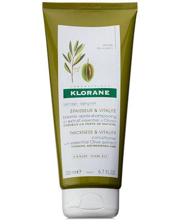 Кондиционер с эфирным экстрактом оливы, 6,7 унции. Klorane
