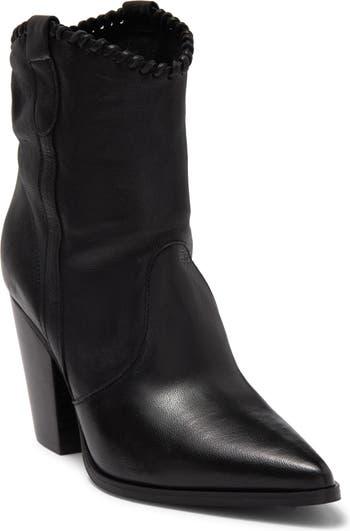 Кожаные ботинки в стиле вестерн Majenta RON WHITE