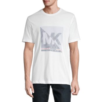 Logo Graphic T-Shirt Michael Kors
