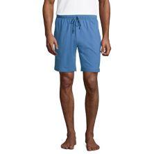 Big & Tall Lands' End Knit Jersey Pajama Shorts Lands' End