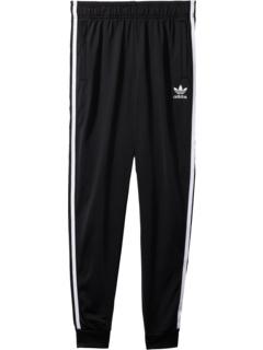 Спортивные штаны Superstar (для малышей / маленьких детей / старших детей) Adidas Originals Kids