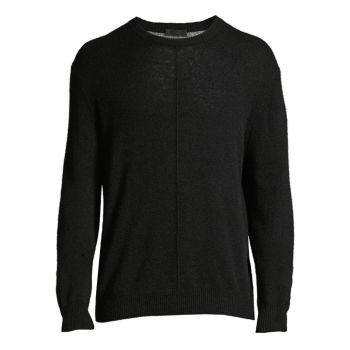 Кашемировый свитер с круглым вырезом ATM Anthony Thomas Melillo