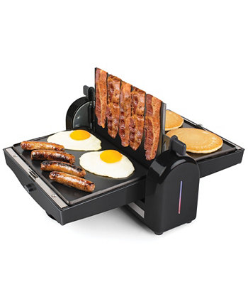 FBG2 Пресс для бекона и сковорода для завтрака Nostalgia