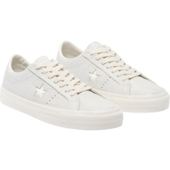 One Star Pro Croc Emboss Suede - Ox Converse Skate