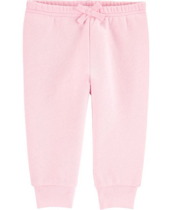 Флисовые штаны для маленьких девочек Carter's
