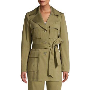 Куртка Isla Cargo Pocket Elie Tahari