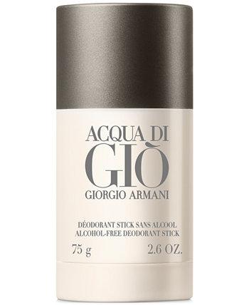 Acqua di Già Pour Homme Дезодорант, 2,6 унции Giorgio Armani