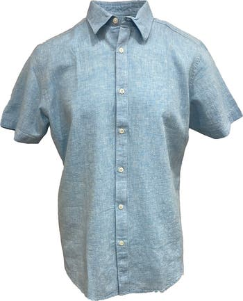 Рубашка обычного кроя с короткими рукавами Key Largo COASTAORO