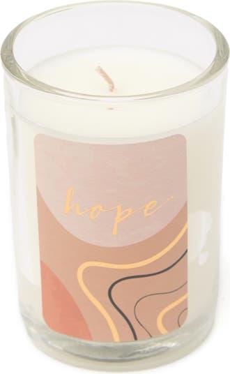 "Mini 4"" Candle - Hope Zodax"