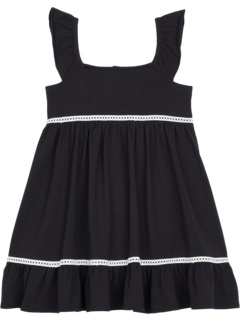 Ruffle Sleeve Dress (Toddler/Little Kids/Big Kids) Janie and Jack
