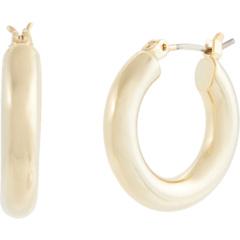 Маленькие серьги-кольца Ralph Lauren