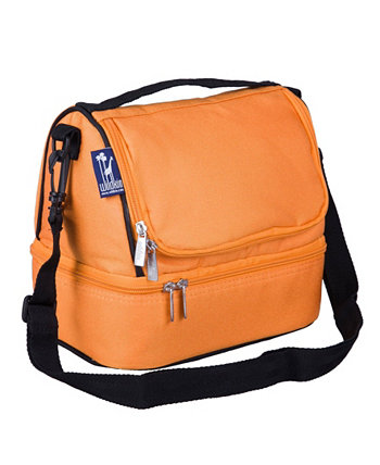 Бенгальский апельсин с двумя отделениями Обеденный мешок Wildkin