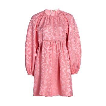 Жаккардовое платье-кукла Joy Kelly Babydoll STINE GOYA