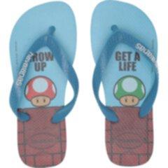 Mario Bros Flip-Flop (Малыш / Маленький ребенок / Большой ребенок) Havaianas Kids