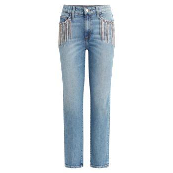 Stephanie Gottlieb x Joe's The Scout Straight-Leg Jeans Joe's Jeans