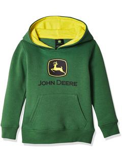 Fleece Pullover Hoody John Deere