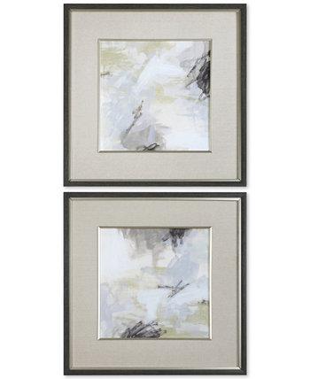 Abstract Vistas 2-Pc. Набор для настенного искусства с принтом в рамке Uttermost