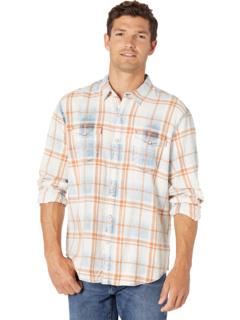 Long Sleeve No Yoke Western Workwear Lucky Brand