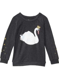 Трикотажный пуловер с регланом Bliss (Маленькие / Старшие дети) Chaser Kids