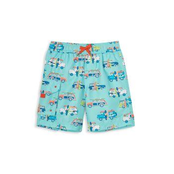 Автомобильные плавки для маленьких мальчиков и мальчиков Hatley