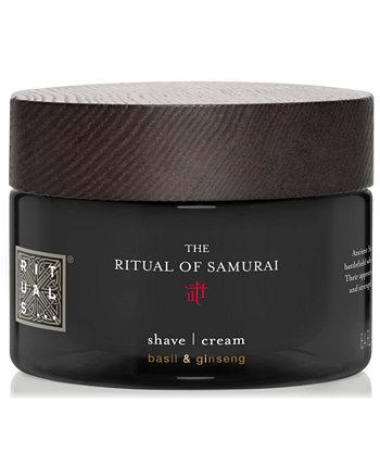 Мужской крем для бритья The Ritual Of Samurai, 8,4 унции. RITUALS