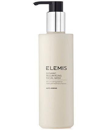 Гель для умывания Dynamic Resurfacing Facial Wash, 6,7 унций. Elemis
