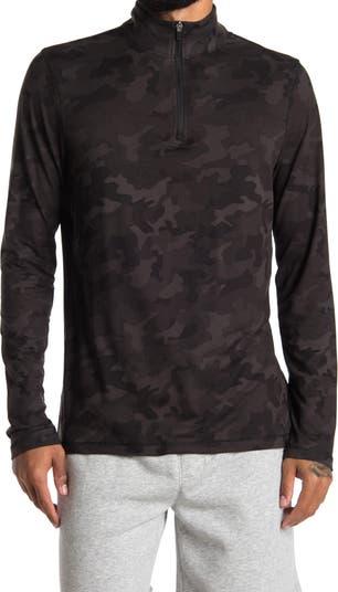 Пуловер с длинными рукавами на молнии 90 Degree By Reflex