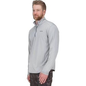 Рубашка Simms SolarFlex Plus на 1/2 молнии Simms