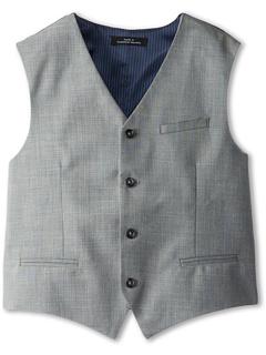 Sharkskin w / Deco Vest (Большие Дети) Calvin Klein