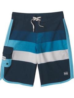 73 Stripe Pro плавательные шорты (большие дети) Billabong Kids